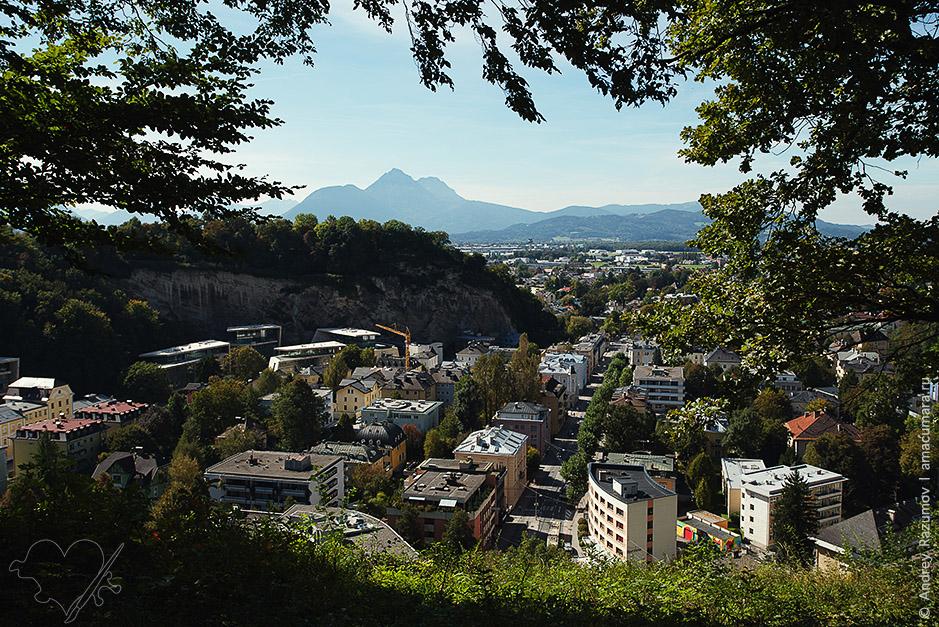 Австрия Зальцбург