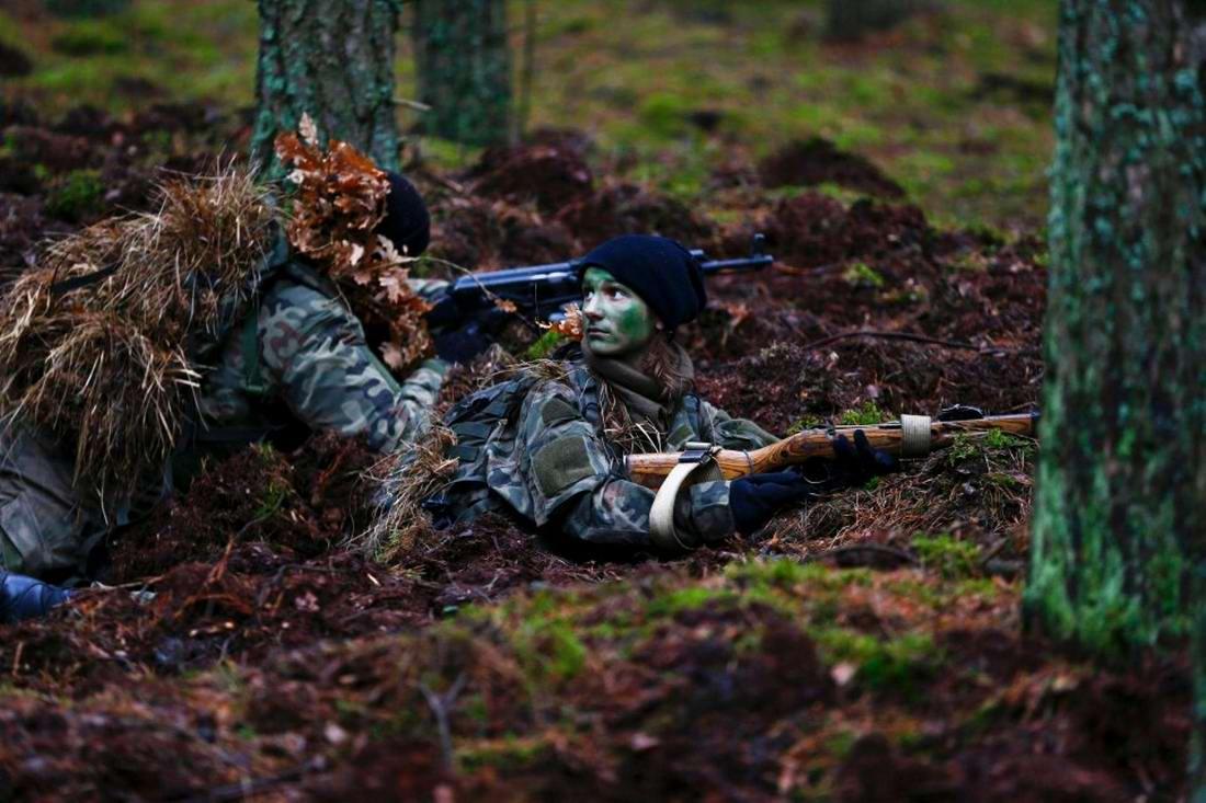 Военизация по-польски: Назло Европе и в угоду Америке (22)