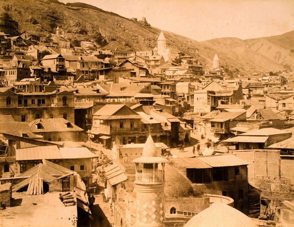 45. Тбилиси. Старый город