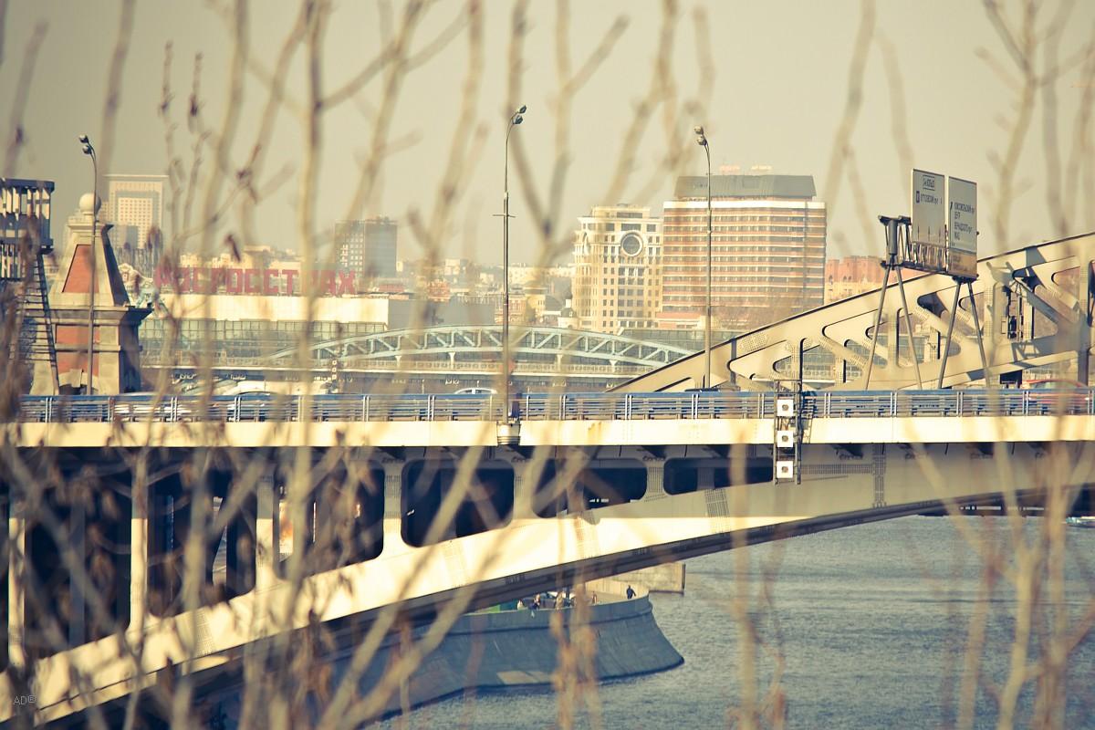 Новоандреевский автодорожный мост
