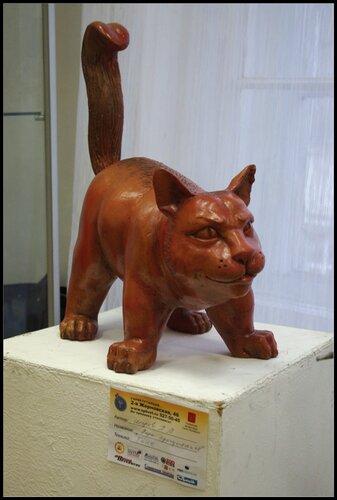 Выставка в ВЦСПбСХ «Zoo КультУра 2011»