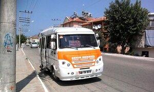 Турция Долмуш
