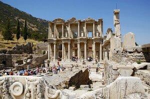 Античная крепость