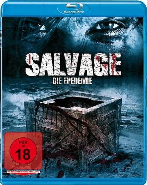 Контейнер / Salvage (2009/BDRip 720p)