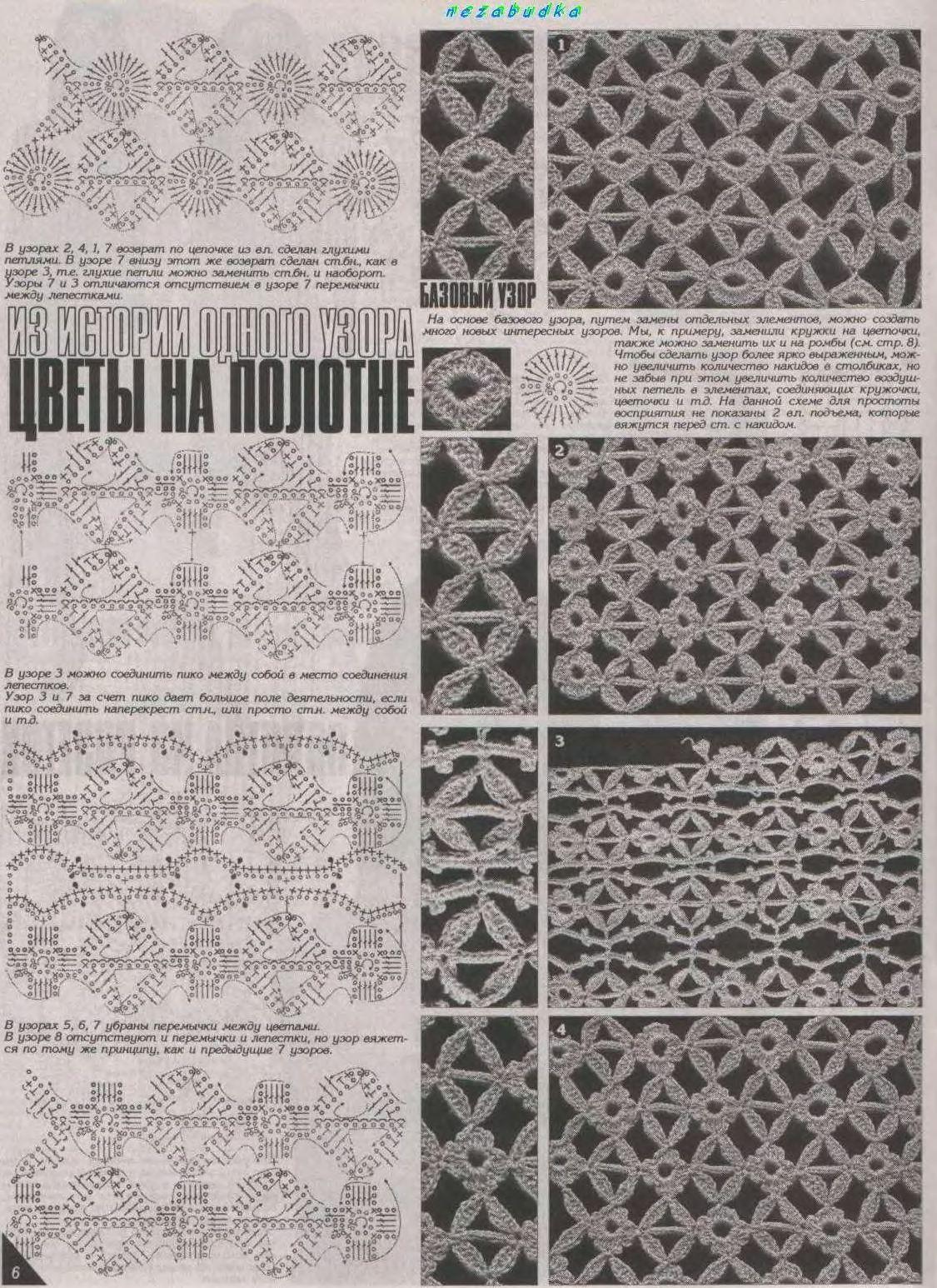 俄网编织杂志(351) - 柳芯飘雪 - 柳芯飘雪的博客