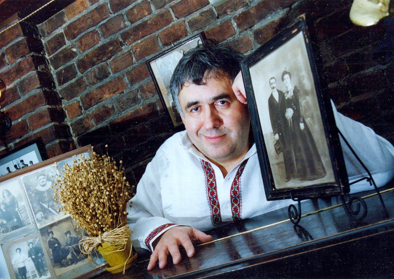 Стас Садальский. Фото Андрея Короткова.