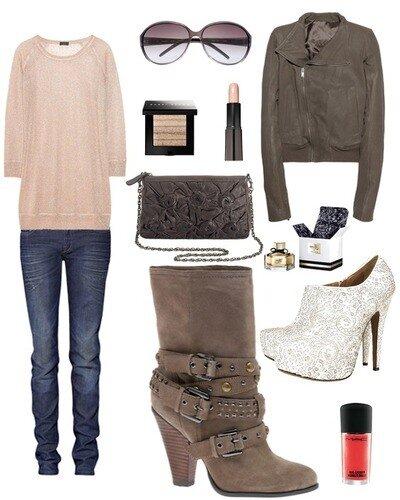 Для модниц: Осень-2012