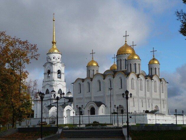 Успенский собор. Владимир