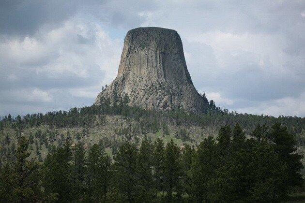 Башня Дьявола. США