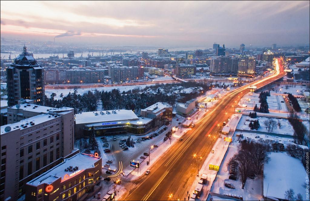 пейзажи Москвы...