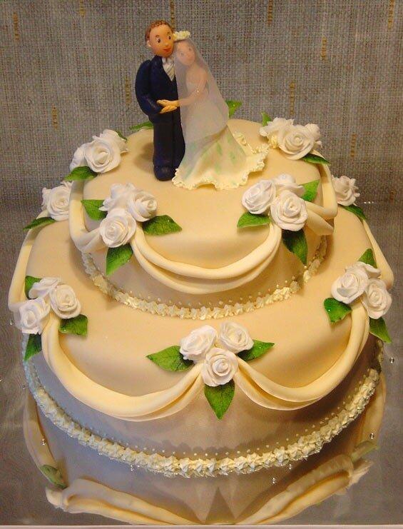 Торт со свечками торты с