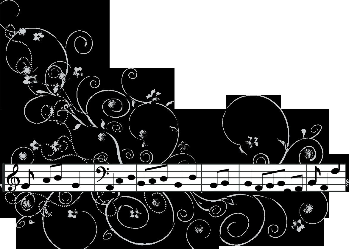 Любовь к нотам.