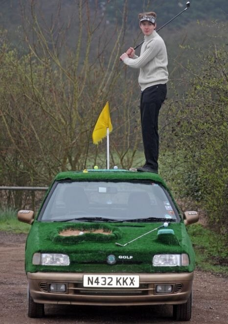 гольфмобиль