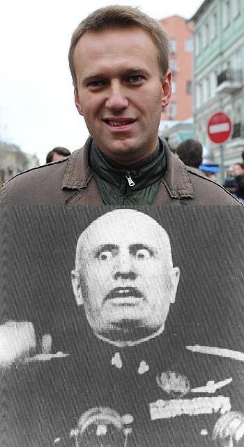 Бенито Навальный