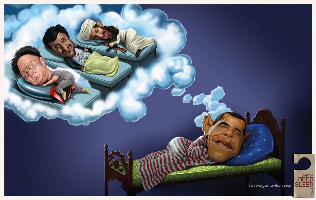 Shivam Handloom Deep Sleep Mattresses - Barack Obama