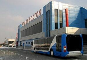 Ремонт второй взлетно-посадочной полосы в аэропорту Владивосток начнется через месяц
