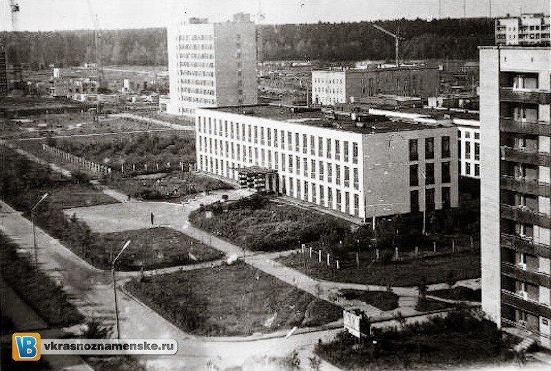 Исторические фотографии Краснознаменска ч.1
