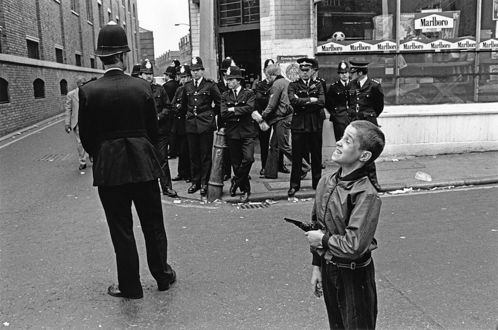 Brick Lane, E1, 1978