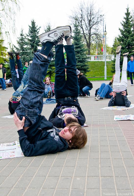 flashmob, флешмоб, фото