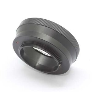 Olympus 4-3 Lens to Micro 4-3 Mount Adapter