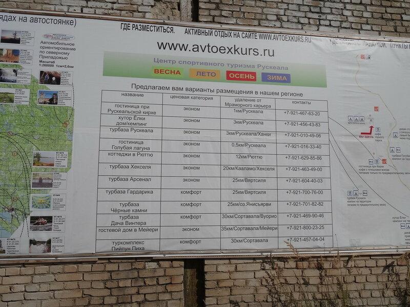 Где отдохнуть в Ленинградской области и Карелии