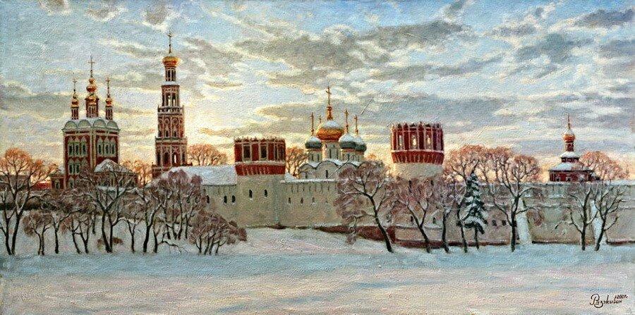 Русск. Зима, Н-Д монастырь.jpg