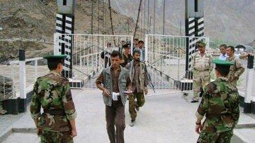 таджико-афганская граница