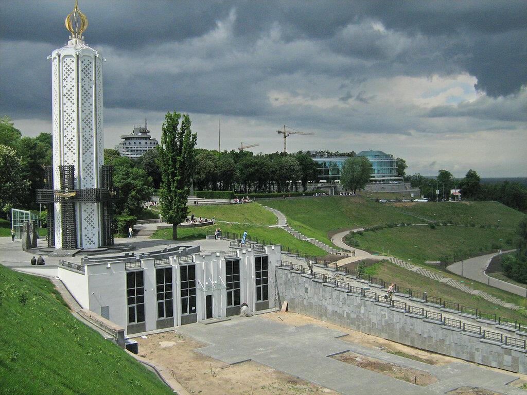 город Киев, города Украины