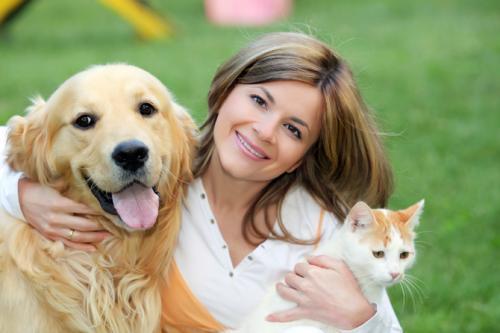 Ученые составили список животных которые помогают восстановиться человеку после болезни