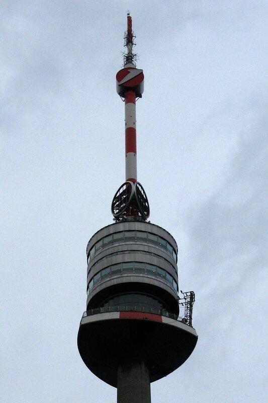 Danube tower (Donauturm), Vienna