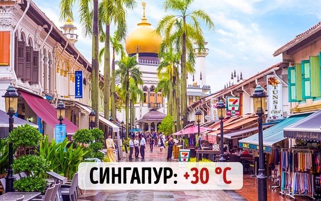 © ichie0703/depositphotos  * Встатье указана средняя дневная температура воздуха вянваре. Ис