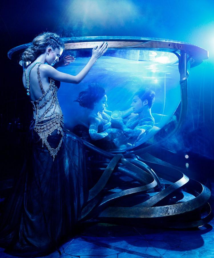 Cirque Du Soleil Amaluna в журнале Bostonian Magazine