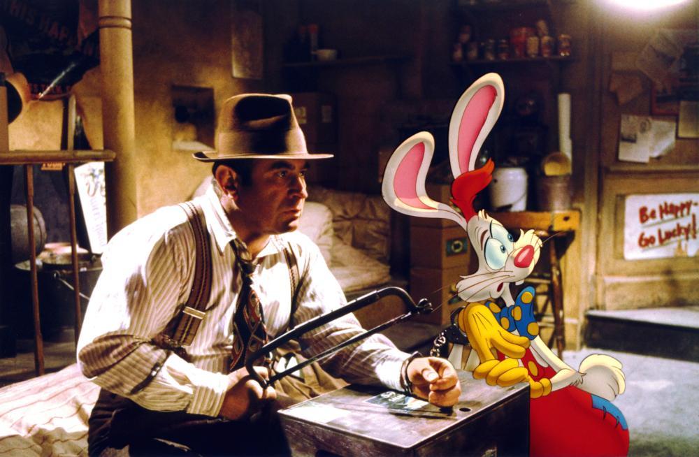 Если вам не нравится фильм «Кто подставил кролика Роджера?», то у вас, скорее всего, просто нет серд