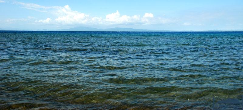 Восточное побережье Тидоре