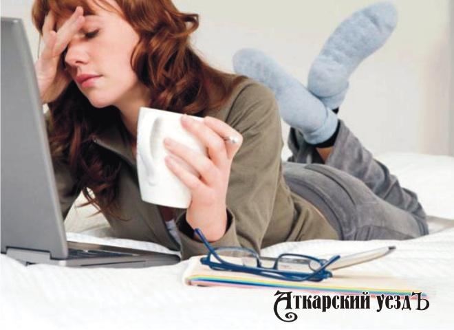 Непрерывная работа дома является первопричиной появления бессонницы истресса