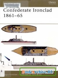 Книга Confederate Ironclad 1861-65 (New Vanguard 41)