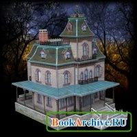 Книга Бумажная модель-The Phantom Manor.