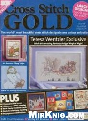 Журнал Cross Stitch Gold  №18