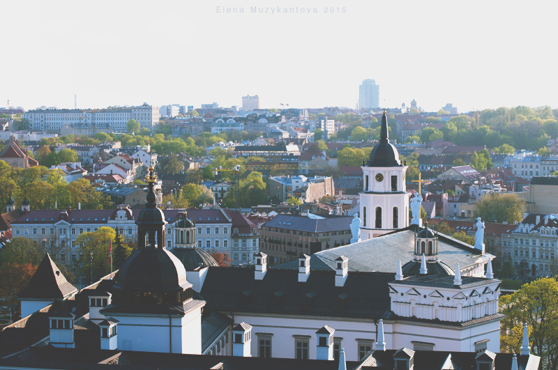Вильнюс | часть 2