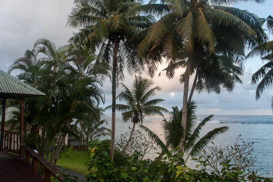 Самоа: общие впечатления