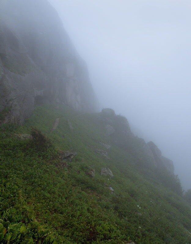 Путь на перевал
