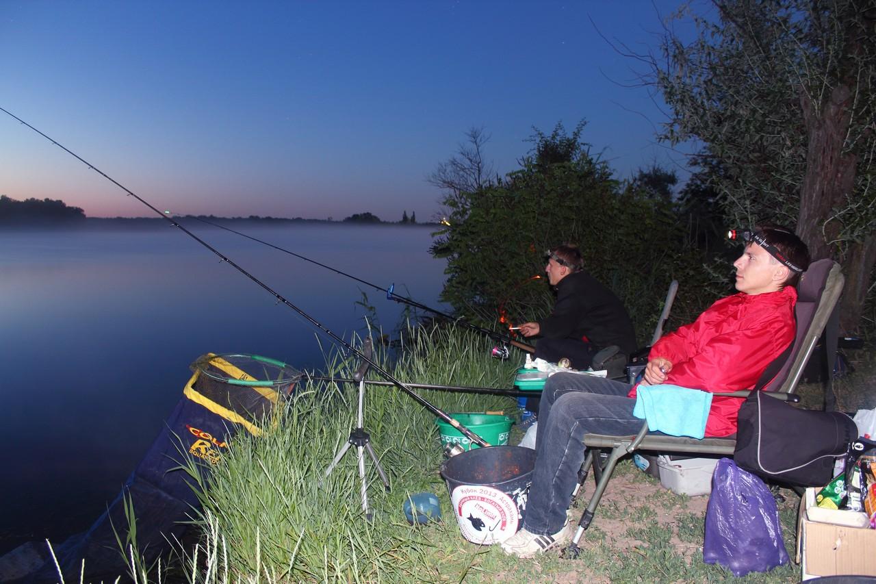 Рыбалка в Ростове-на-Дону: где и когда лучше ловить
