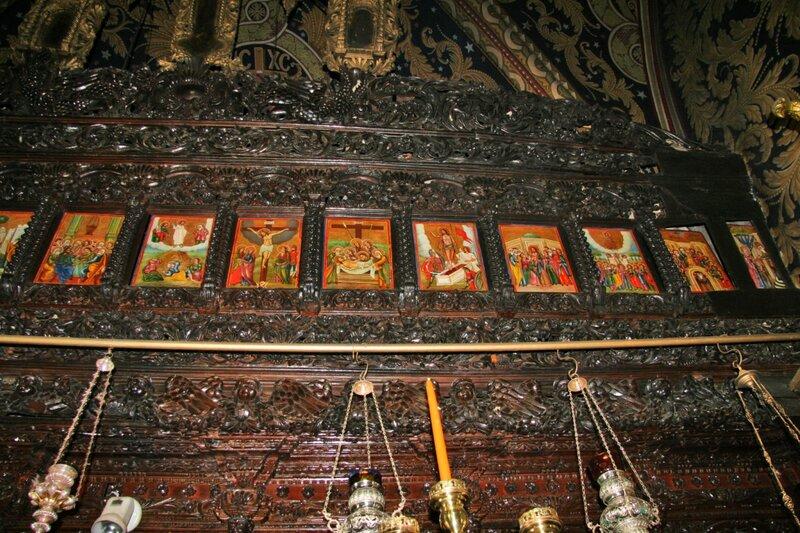 В храме Богородицы Цамбики