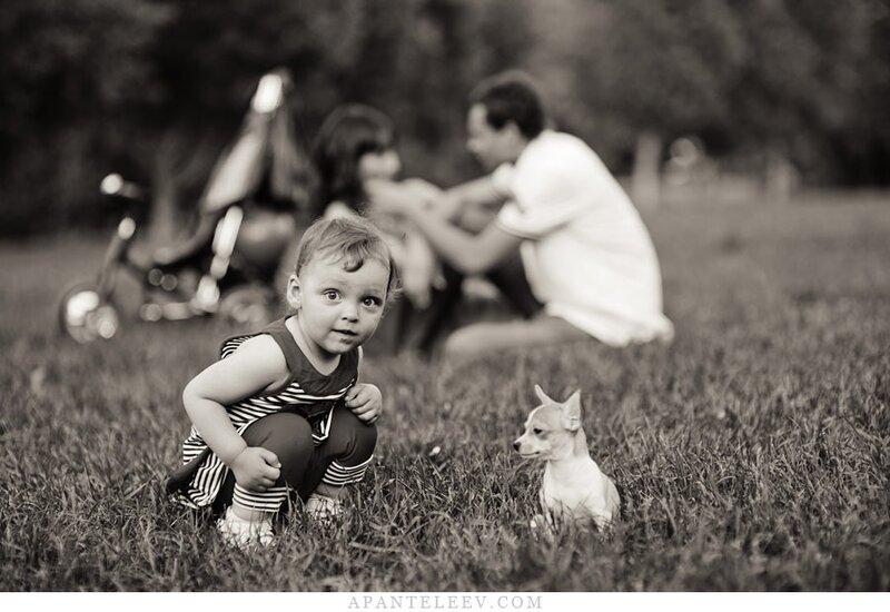 фотосессия с ребенком Мытищи