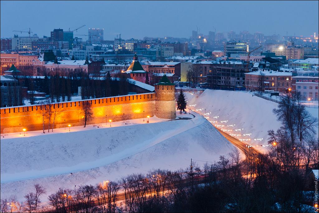 Схемы движения транспорта на подробной карте Нижнего Новгорода.  В решающем отрезке нижегородцы стабилизировали...