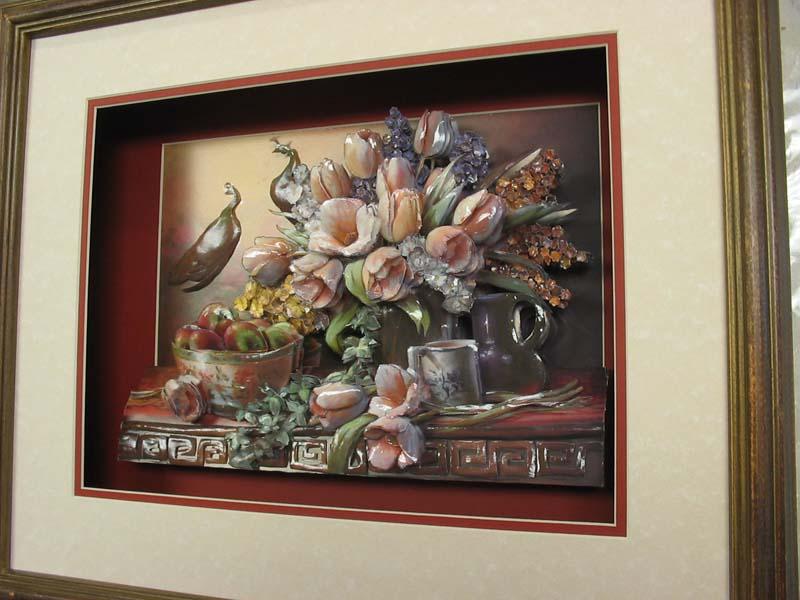 Картина папертоль своими руками 448