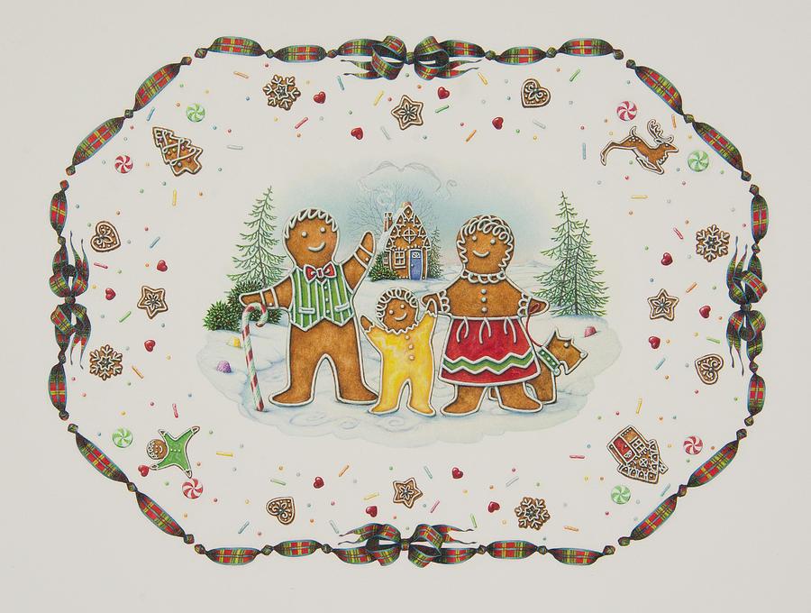 a-gingerbread-christmas-lynn-bywaters.jpg Пряники Рождество