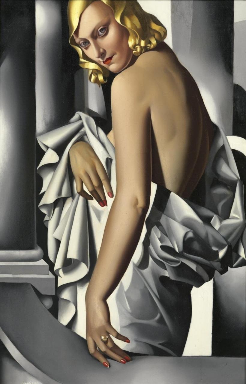 1932_Портрет Маджори де Ферри