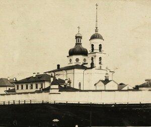 Троицкий женский монастырь. Собор Троицы Живоначальной