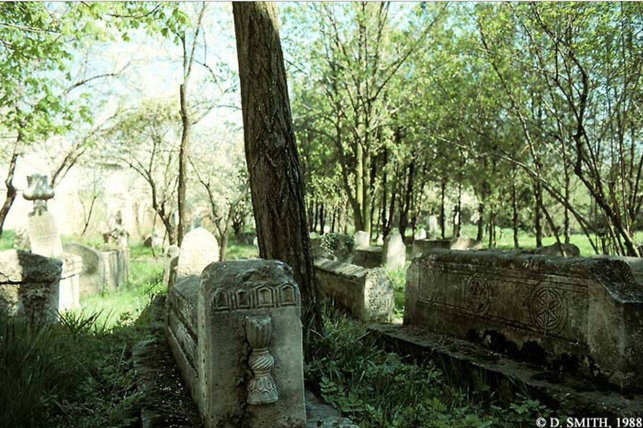 Крым. Бахчисарай. Кладбище